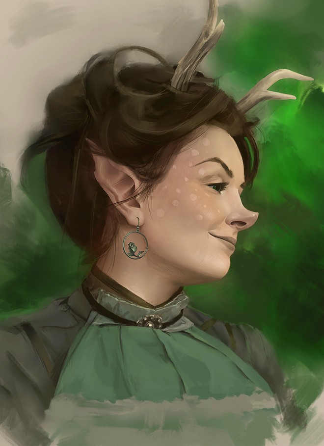Elfen Lady